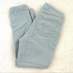 Talbots   Mint Corduroy Boyfriend Jeans